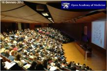 Open Academy of Medicine - 18 gennaio 2013